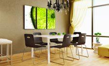 Tableaux pour la salle manger des peintures modernes for Tableau pour salle a manger